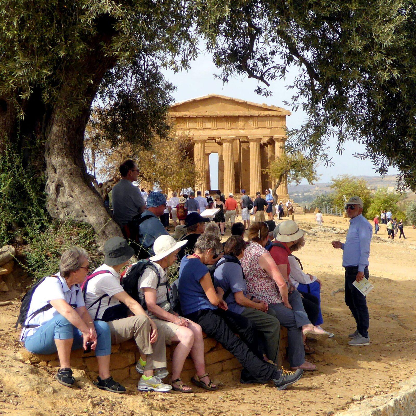 Valle dei Templi Visita Guidata