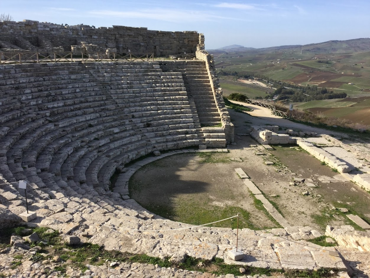 Tour Segesta